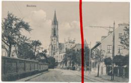 Zwickau Bockwa - Kirche Straße - Ca. 1910 - Verlag Ernst Huster, Schedewitz - Zwickau