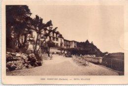 CPSM,Monnetier, Hôtel Bellevue - Autres Communes