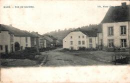 Muno - Rue De Bavière - Florenville