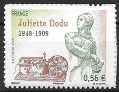 France 2009 Timbre Adhésif Neuf** N°371 Juliette Dodu Cote 4 Euros - Adhesive Stamps