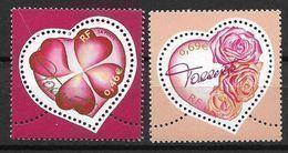 France 2003 N° 3538/3539 Neufs St Valentin Torrente à La Faciale - France