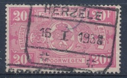 """TR 163 - """"HERZELE"""" - (ref. 29.482) - 1923-1941"""