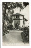 CPA-Carte Postale -France -Epinal- Chalet Du Château En 1917-VM8205 - Epinal