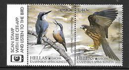 Greece 2019 Europa – Birds MNH - 2019