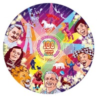PREORDER 100 Years Of Russian State Circus 2019 PREORDER - Ungebraucht