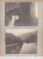 7 Photographies  La Grave La Romanche Ensemble De 7 Photographies De Particulier Toutes Situés RARE ( Ref 191181) - Lieux