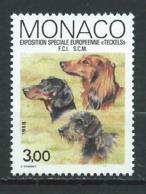 MONACO 1988 . N° 1624 . Neuf ** (MNH) - Neufs