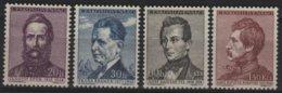 ART 101 - TCHECOSLOVAQUIE N° 864/67  Neufs** écrivains - Tchécoslovaquie