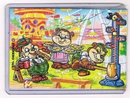 Ref 535 - Kinder Puzzle 1996 Germany Sans BPZ - Puzzles