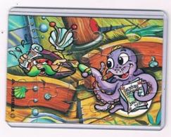 Ref 536 - Kinder Puzzle 1997 Germany Sans BPZ - Puzzles
