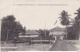 GABON EMBARCADERE DES CHARGEURS REUNIS - Gabon