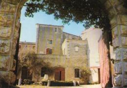 CP 83 Var La Verdière Château Médieval De Forbin 1530 A Notre Belle France Bellaflor - Autres Communes