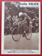 91 MONTLHERY Championnat De France COLLE VELOX - Cycling