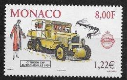 CITROEN AUTOCHENILLE - Monaco