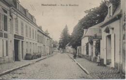 51 MONTMIRAIL  Rue De Montléan - Montmirail