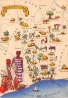 DAHOMEY TOGO  Golfe De Guinee  (scan Recto-verso) Ref 0995 - Togo