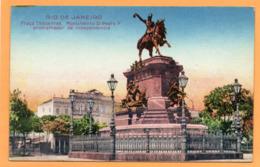 Rio De Janeiro Brazil 1915 Postcard - Rio De Janeiro