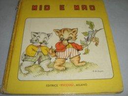 LIBRO MIO E MAO EDITRICE PICCOLI ILLUSTRATO DA COOPER COLLANA PRIMULE - Enfants