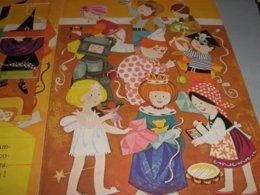 LIBRO COMPLEANNO IN MASCHERA EDITRICE PICCOLI 1971 - Bambini