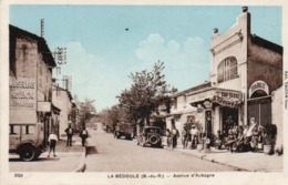 910Cr  13 La Bédoule Avenue D'Aubagne - Andere Gemeenten