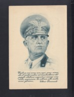 Italia Cartolina Forze Armate Vittorio Emanuele 1943 - 1900-44 Victor Emmanuel III