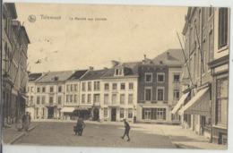 Tienen - Tirlemont - Le Marché Aux Poulets - Feldpost 1915 - Tienen