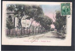 CUBA Habana - Calzada Del Vedado 1912 Old Postcard - Cuba