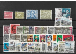 Los 6 - Briefmarken Berlin Postfrisch 50/60. Jahre - [5] Berlin