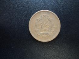 ROUMANIE : 5 BANI    1957    KM 83.2       TTB - Roemenië