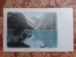 Norvegia - Fiordi Del Nord - Cartolina Non Viaggiata + Spese Postali - Norvegia