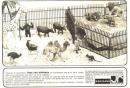 """PUB  BRITAINS  """" LE ZOO """" 1967 - Autres"""