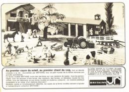 """PUB  BRITAINS  """" LA FERME """" 1967 - Andere"""
