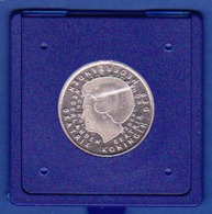 Netherland - Beatrix Koningin, Last 1 Gulden / 2001 - [ 3] 1815-… : Kingdom Of The Netherlands