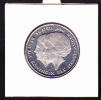 Netherland - Beatrix Koningin, 2 1/2 Gulden / 1980 - 1980-…: Beatrix