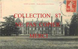 ☺♦♦ 78 - ROSNY Sur SEINE - FACADE POSTERIEURE Du CHATEAU - Carte Signé J. Leduc < Photo A. Lavergne - Rosny Sur Seine
