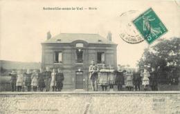 SOTTEVILLE SOUS LE VAL - La Mairie. - Frankreich