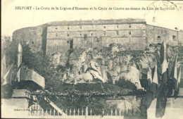Belfort La Croix De La Legion D'honneur - Belfort – Le Lion