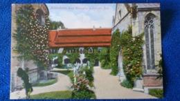 Hildesheim Dopp. Kreuzgang U. 1000 Jahr. Rose Germany - Hildesheim