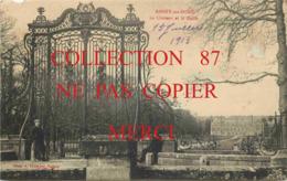 ☺♦♦ 78 - ROSNY Sur SEINE - GRILLE Du CHATEAU - Carte Signé J. Leduc < Photo A. Lavergne - Rosny Sur Seine