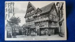 Hildesheim Pfeilerhaus Und Zuckergut Germany - Hildesheim