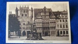 Hildesheim Wedekind Und Tempelherrenhaus Germany - Hildesheim