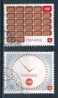 °°° SVIZZERA  Y&T N°2002/3 - 2008 °°° - Svizzera