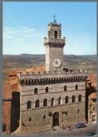 °°° Cartolina - Montepulciano Palazzo Comunale Autore Ignoto Viaggiata °°° - Siena