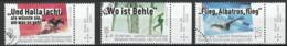 Duitsland, Mi 3460-62 Jaar 2019, Reeks, Sport, Toeslag,  Gestempeld - [7] République Fédérale