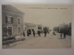 LA FOLIE BESSIN (HAMEAU DE VILLEJUST) ENTREE DU PAYS N°6 - Frankrijk