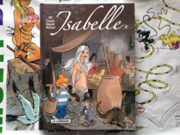BD Intégrale Isabelle N°2 - Will (2007) - Isabelle
