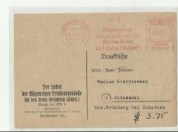 DP DOK 1944 - Storia Postale