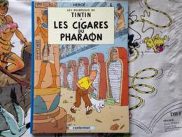 BD Tintin - Les Cigares Du Pharaon - Hergé (2000) - Tintin