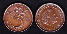 Netherland - 5 Cent / 1980 - [ 3] 1815-… : Kingdom Of The Netherlands