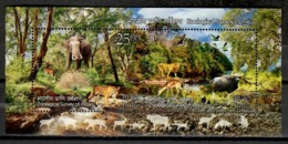 India 2015 / Zoological Survey Fauna Mammals Birds MNH Animales Mamíferos Aves Vögel Säugetiere / Cu10503  4-30 - Sin Clasificación